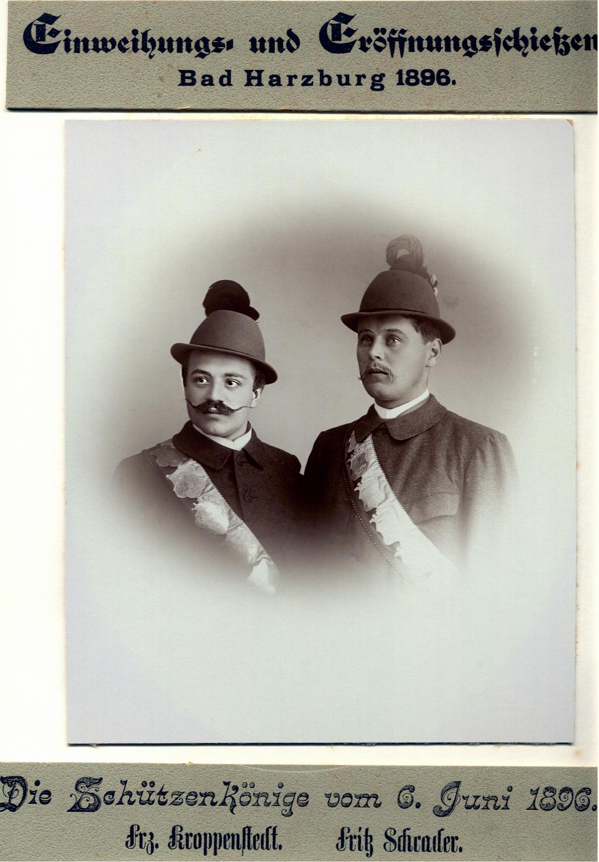1896 Könige